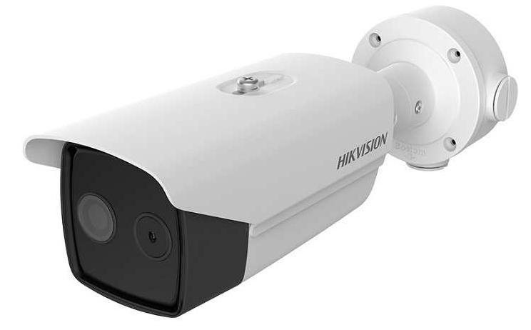 Camera IP  hồng ngoại đo thân nhiệt HIKVISION DS-2TD2617B-3/PA(B)