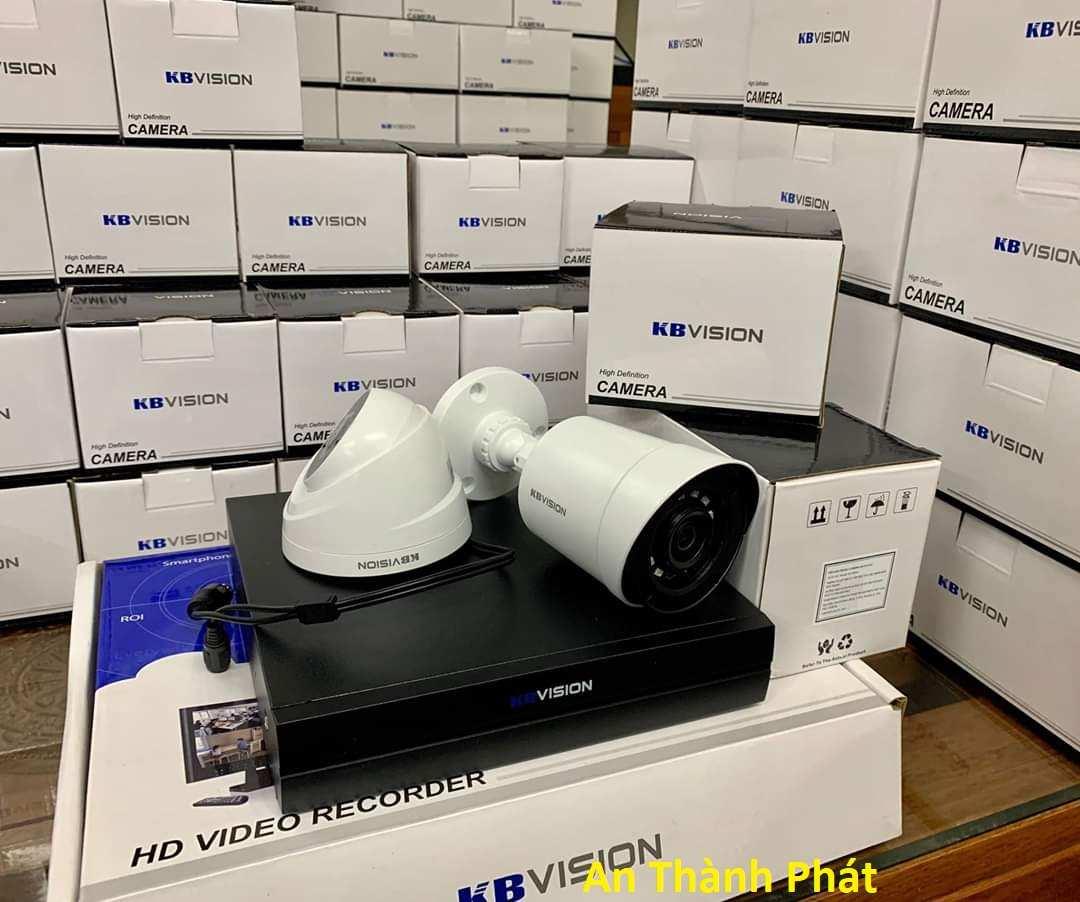 phân phối camera kbvision chính hãng chiêt khấu cao