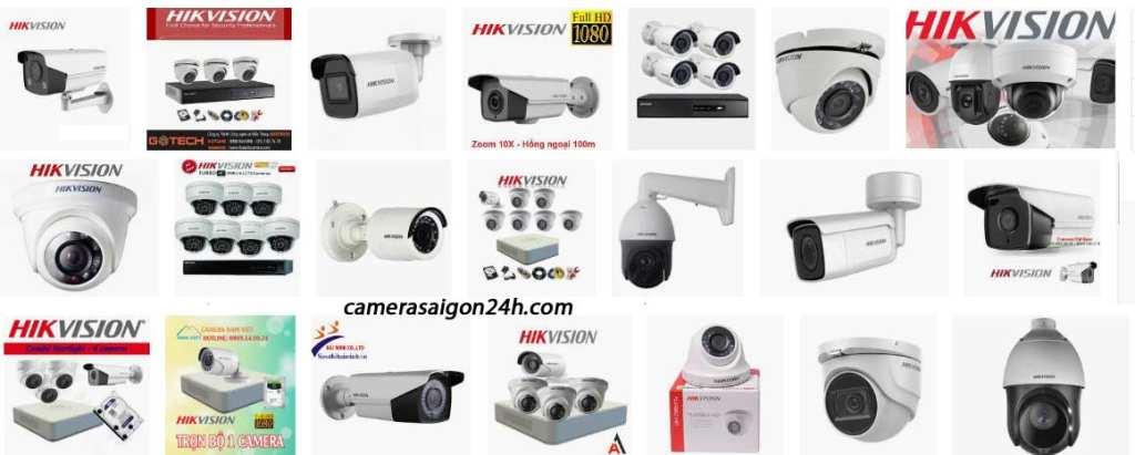 sản phẩm camera hikvision giá rẻ