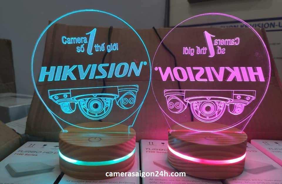 Thương hiệu camera giám sát số 1 thế giới