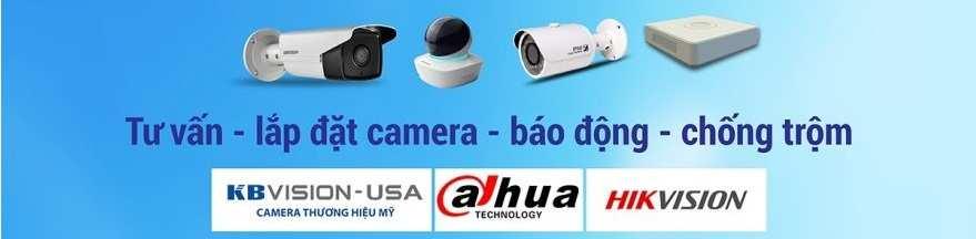 Thương hiệu camera giám sát giá rẻ dịch vụ lắp camera giám sát uy tín
