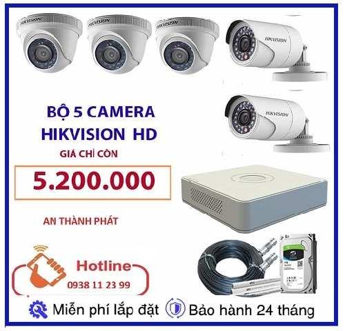 Trọn bộ camera quan sát gồm những thiết bị nào
