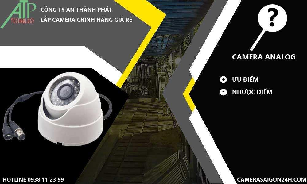 ưu điểm camera analog chính hãng giá rẻ