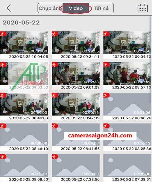 hướng dẫn xem lại trích xuất dữ liệu camera Ebitcam