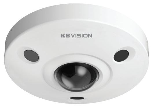 Camera IP Fisheye hồng ngoại 12 Megapixel KBVISION KH-FN1204