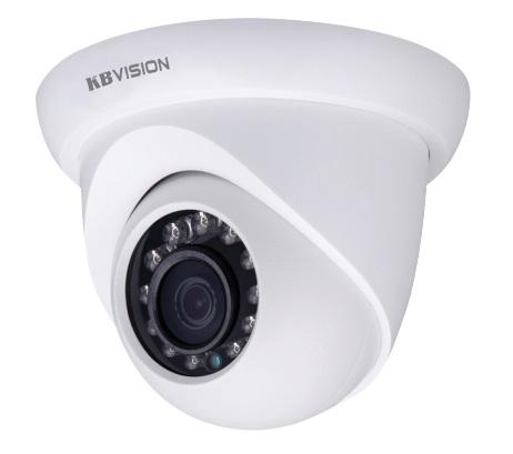 Camera IP Dome hồng ngoại 1.0 Megapixel KBVISION KX-1002N