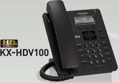 Điện thoại IP không dây Panasonic KX-HDV100, Panasonic KX-HDV100, KX-HDV100