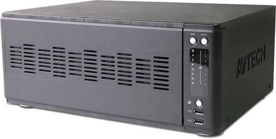 AVTECH-DGH8536L,DGH8536L,Đầu ghi hình camera IP 36 kênh AVTECH DGH8536L