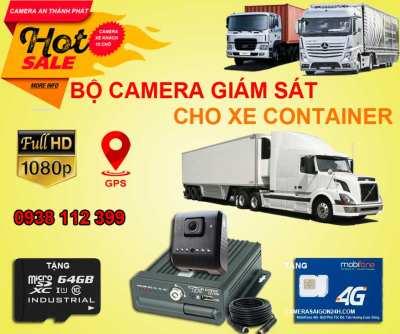 lắp camera cho xe container, bộ camera cho xe container, camera cho xe container giá rẻ, chọn camera cho xe container, camera phù hợp với nghị định 10/2020 NĐ-CP
