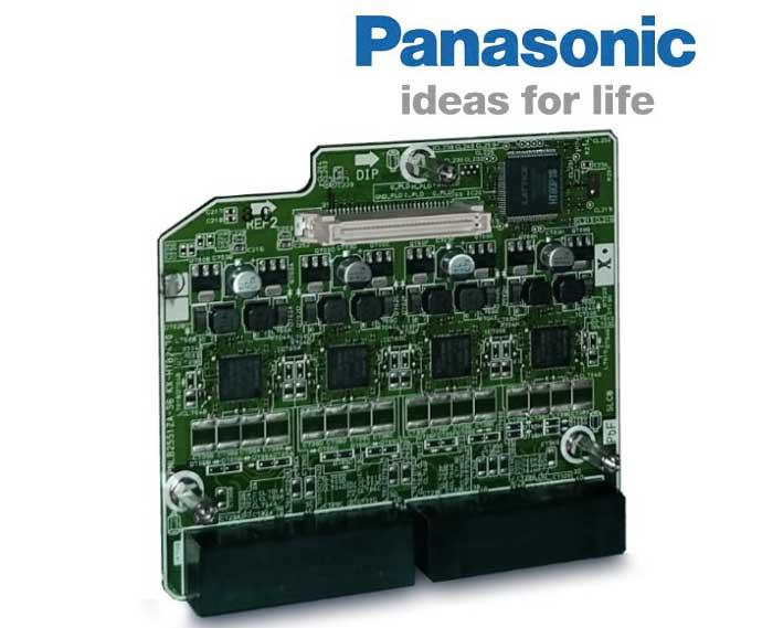 Card tổng đài Panasonic KX-HTS82480, Panasonic KX-HTS82480, KX-HTS82480