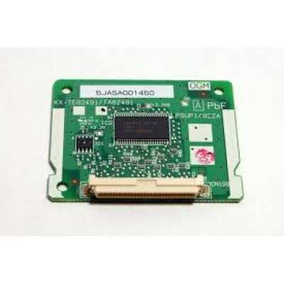 Card tổng đài Panasonic KX-TE82491, Panasonic KX-TE82491, KX-TE82491