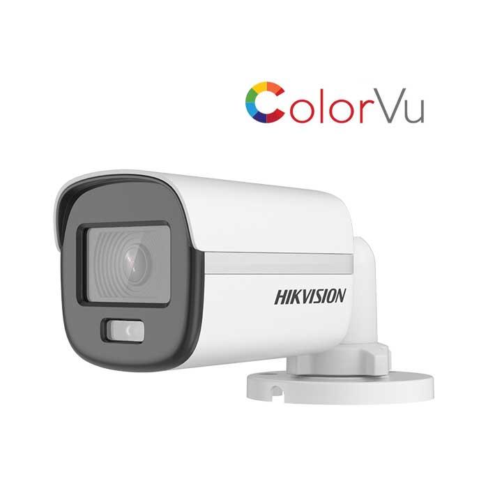 Camera HDTVI ColorVu 2.0MP thân trụ HIKVISION DS-2CE12DF0T-F,HIKVISION DS-2CE12DF0T-F,DS-2CE12DF0T-F,CE12DF0T-F