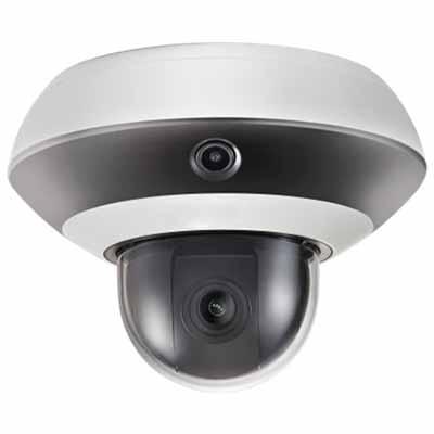 HDParagon-HDS-PT3326IRZ1,PT3326IRZ1,PT3326IRZ1,Camera IP toàn cảnh 360 độ tích hợp speeddome HDParagon HDS-PT3326IRZ1,