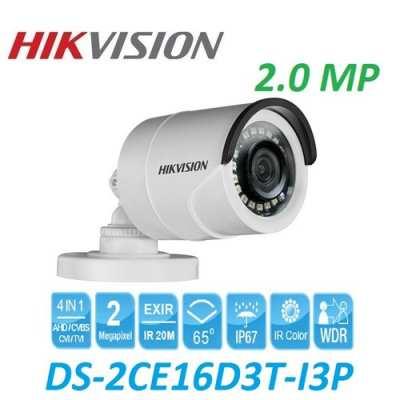 Hikvision-DS-2CE16D3T-I3P,DS-2CE16D3T-I3P,2CE16D3T-I3P,