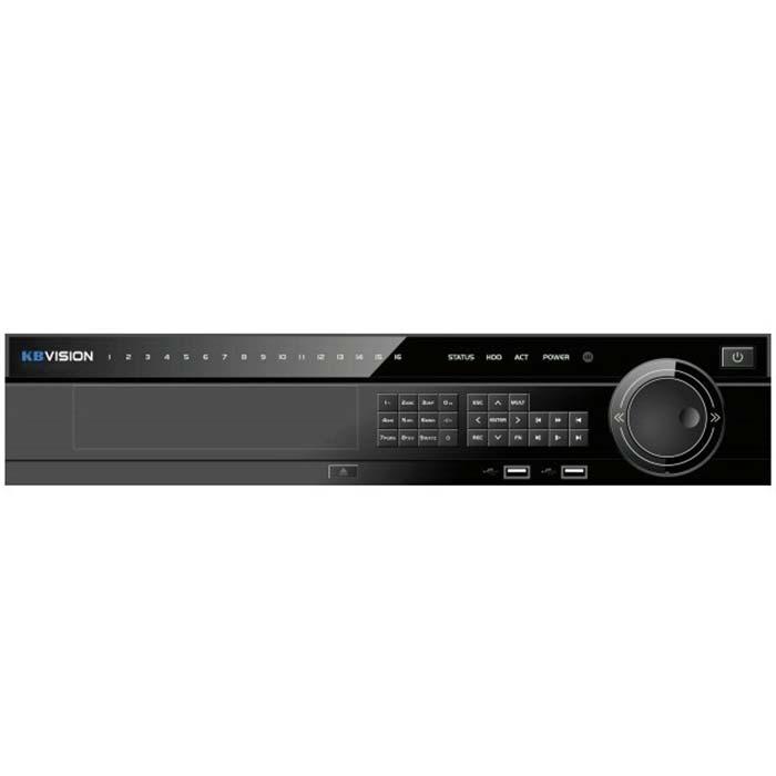 Kbvision-KX-D8816H1,KX-D8816H1,D8816H1,đầu ghi hình 2K kbvision,