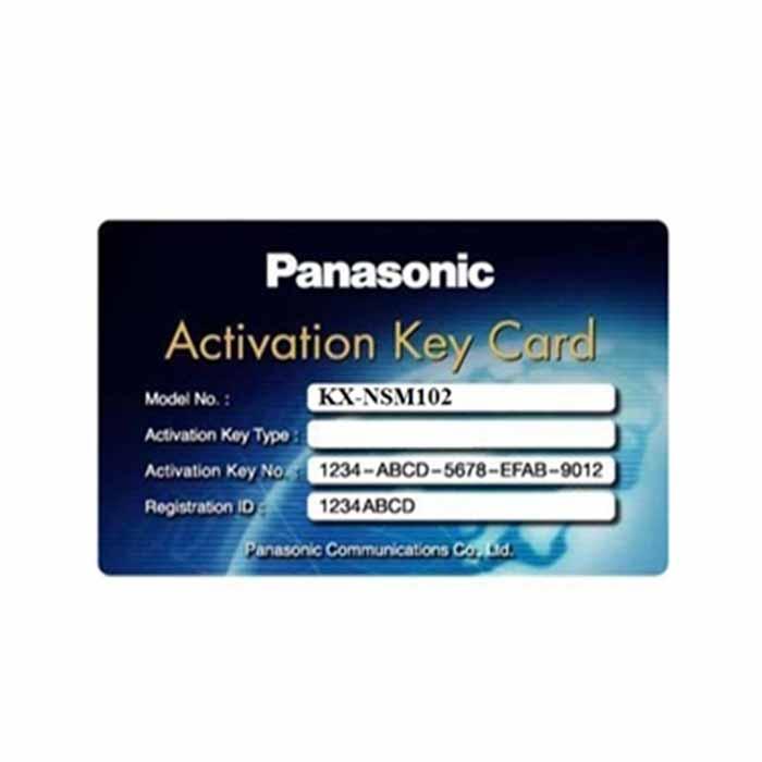 Key kích hoạt mở rộng tổng đài PANASONIC KX-NSE201, PANASONIC KX-NSE201, KX-NSE201