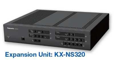 Khung phụ tổng đài Panasonic KX-NS320, Panasonic KX-NS320, KX-NS320