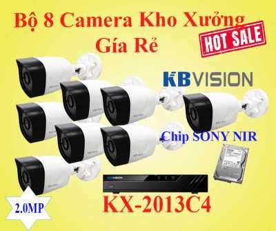 Bộ 8 Camera Quan Sát Kho Xưởng Gía Rẻ, bộ 8 camera quan sát kho xưởng giá rẻ, camera giá rẻ,bộ 8 camera quan sát kho xưởng, camera quan sáy kho xưởng giá rẻ