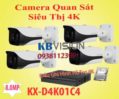 Lắp Camera Quan Sát Siêu Thị 4K, lắp camera quan sát 4k,lắp camera sắt nét, camera độ phân giải cao, camera độ phân giải 8.0MP, láp camera quan sát ultra 4k