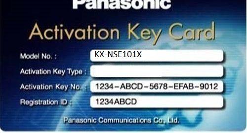 Phần mềm cho phép 01 ng sử dụng qua di động Panasonic KX-NSE101X, Panasonic KX-NSE101X,KX-NSE101X