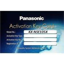 Phần mềm cho phép 05 người sử dụng qua di động KX-NSE105X, Panasonic KX-NSE105X, KX-NSE105X