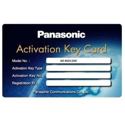 Phần mềm cho phép 20 người sử dụng qua di động Panasonic KX-NSE120X, Panasonic KX-NSE120X, KX-NSE120X