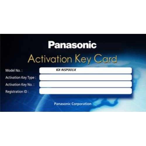 Phần mềm cung cấp cho 01 người sử dụng email Panasonic KX-NSP001X, Panasonic KX-NSP001X, KX-NSP001X