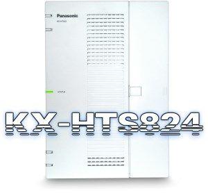 Tổng đài IP Panasonic KX-HTS824, Panasonic KX-HTS824, KX-HTS824