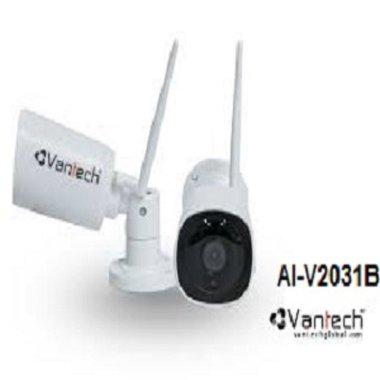 VANTECH-AI-V2031C,AI-V2031C,V2031C,camera ip wwifi VANTECH-AI-V2031C,camera wifi ngoài trời vantech V2031C