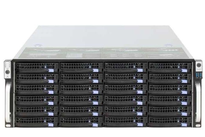 VANTECH-VS-3664R64A,VS-3664R64A,3664R64A,Server phân tích ghi hình thông minh 64 kênh VANTECH VS-3664R64A