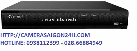 Đầu ghi hình Vantech VPH-N4404/4P, Vantech VPH-N4404/4P, VPH-N4404/4P, lắp đặt Đầu ghi hình Vantech VPH-N4404/4P