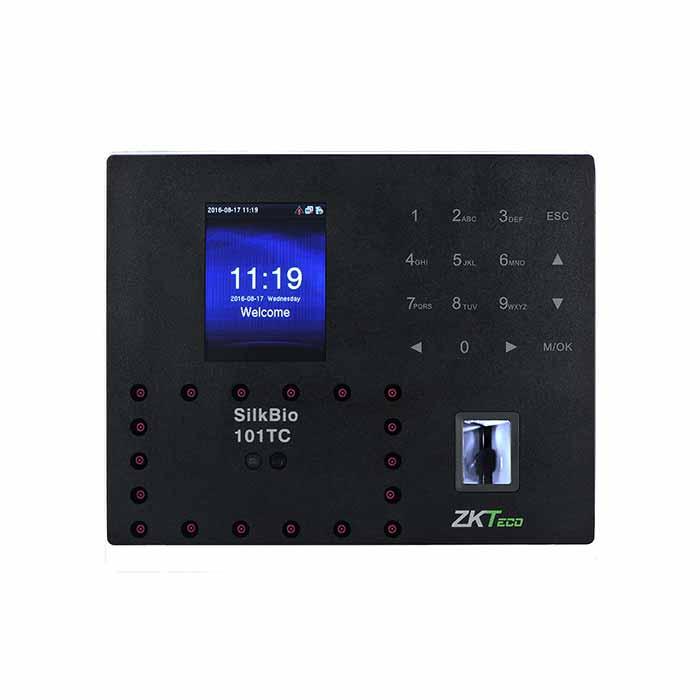 ZKTECO-101-TC,101-TC,máy chấm công ZKTECO-101-TC,máy chấm công 101-TC,máy kiểm soát ra vào ZKTECO-101-TC
