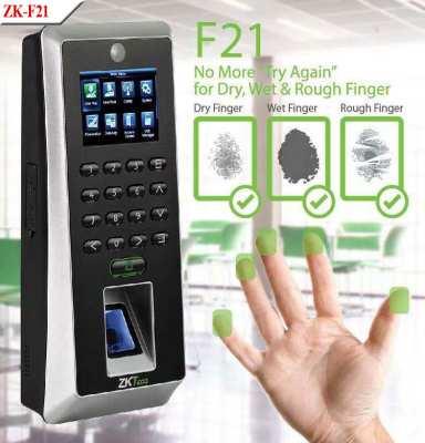 Thiết bị chấm công và kiểm soát ra vào ZKTeco F21,phân phối lắp đặt thiết bị chấm công và kiểm soát ra vào giá rẻ,bán máy chấm công giá rẻ,lắp đặt thiết bị chấm công và kiểm soát ra vào giá rẻ