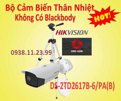Bộ HIKVISION Cảm Biến Thân Nhiệt Không Có BLACKBODY,Bộ Cảm Biến Thân Nhiệt Không Có BLACKBODY DS-2TD2617B-6/PA,DS-2TD2617B-6/PA,blackbody camera cam bien than nhiet, camera cảm biến không có blackbody, camera không backbody