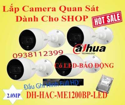 Lắp đặt camera tân phú Lắp Camera Dành Cho Shop Có Báo Động