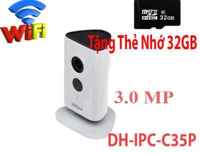 lap camera wifi duoc tang kem the nho 32gb