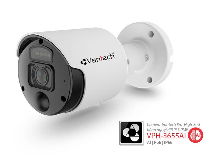 VPH-3655AI,Camera hồng ngoại cảm biến PIR AI IP Vantech VPH-3655AI, camera quan sát hồng ngoại Camera hồng ngoại cảm biến PIR AI IP Vantech VPH-3655AI, camera VPH-3655AI