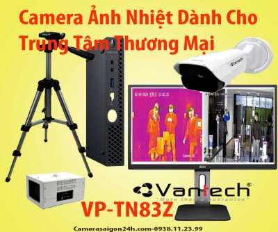 Camera Cảm Biến Nhiệt Cho Trung Tâm Thương Mại VP-TN83Z