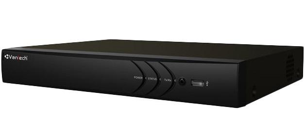 VANTECH VP-N4883H1,Đầu ghi hình camera IP 4 kênh VANTECH VP-N4883H1,Đầu ghi 4 Channel 8.0MP NVR VP-N4883H1,Đầu ghi hình IP VANTECH VP-N4883H1,Đầu ghi Vantech VP-N4883H1