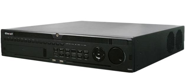 VANTECH VP-N64883H8,Đầu ghi hình camera IP 64 kênh VANTECH VP-N64883H8,Đầu ghi hình IP VANTECH VP-N64883H8,Đầu ghi Vantech VP-N64883H8