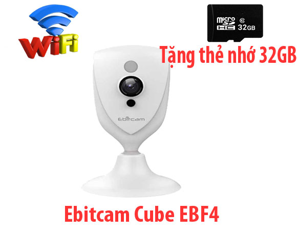 Camera Ebitcam CuBe EBF4,EBF4,camera EBF4,cube EBF4,lắp camera quan sát ebitcam EBF4,camera IP wifi ebitcam EBF4,lắp camera ebitcam EBF4 giá rẻ,camera wifi ebitcam EBF4 chính hãng