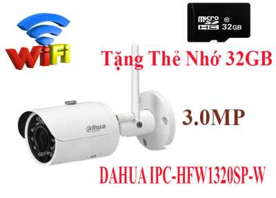 Mua camera quan sat wifi tang the nho 32gb