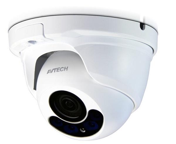 DGC1304XFTP,CAMERA HDCCTV TVI DGC1304XFTP,Camera TVI Avtech DGC1304XFTP,Camera HD-TVI Dome hồng ngoại 2.0 Megapixel AVTECH DGC1304XFTP,