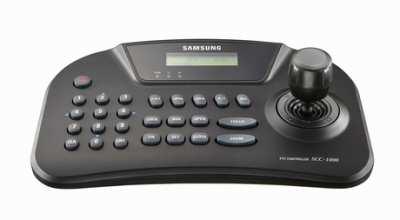 Bàn điều khiển camera SAMSUNG SPC-1010,Bàn điều khiển PTZ camera Hanwha Techwin WISENET SPC-1010,Bàn điều khiển WiseNet SPC-1010