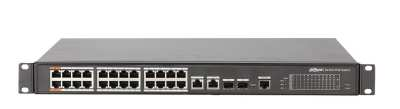 DH-PFS4226-24ET-240,Switch PoE 24 Port Dahua PFS4226-24ET-240,Switch POE DH-PFS4226-24ET-240,PFS4226-24ET-240
