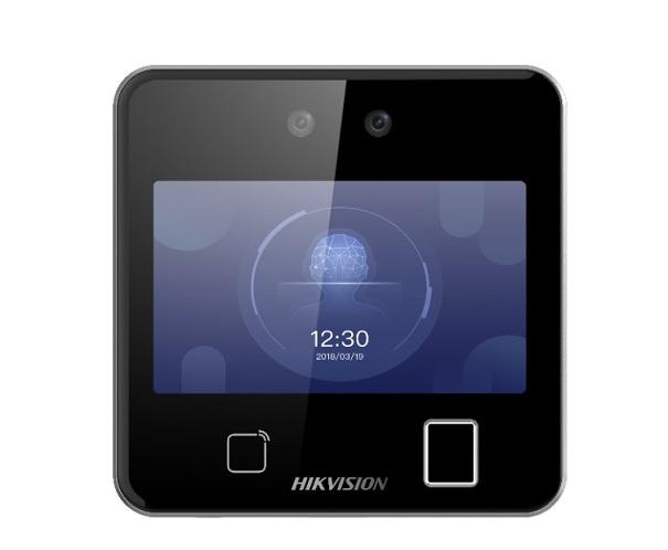 DS-K1T642MF,Máy chấm công nhận diện khuôn mặt Hikvision DS-K1T642MF,Hikvision DS-K1T642MF