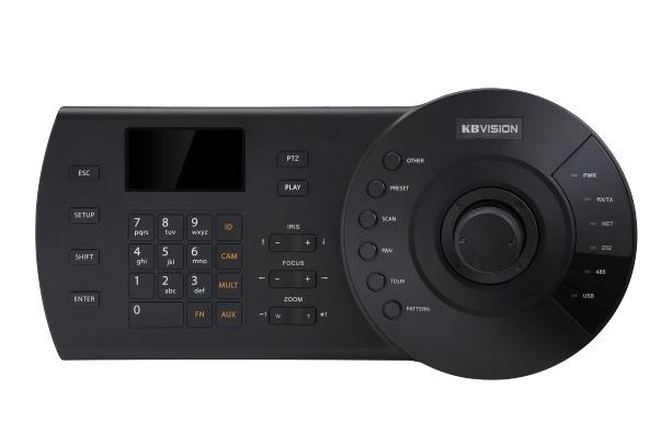 KX-C100CK,Bàn điều khiển camera SpeedDome KBVISION KX-C100CK,Bàn điều Khiển KBVision KX-C100CK,