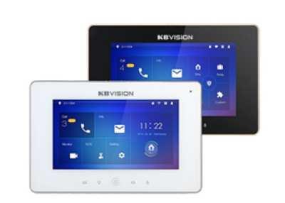 KX-VDP01HWN,Màn hình màu chuông cửa IP không dây KBVISION KX-VDP01HWN,KBVISION-KX-VDP01HWN,Màn hình IP Wifi KBVISION KB-VDP01HWN