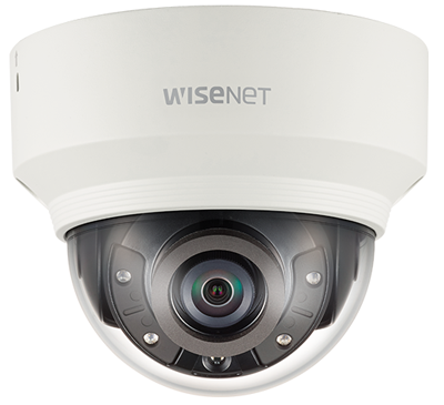 Camera IP Dome hồng ngoại 5.0 Megapixel Hanwha Techwin WISENET XND-8040R,Camera Ip 5.0Mp Samsung Xnd-8040R,Camera IP SAMSUNG XND-8040R,XND-8040R
