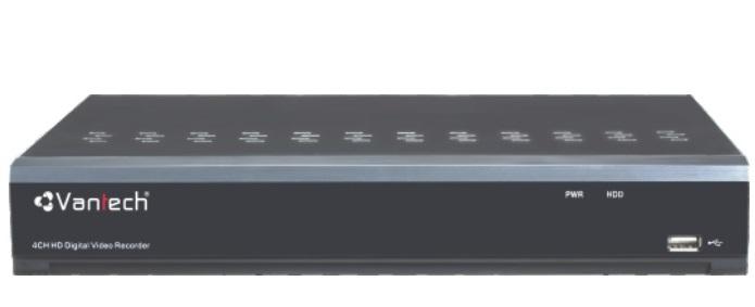 VPH-D4504HR,VANTECH VPH-D4504HR,Đầu ghi hình 4 kênh 5 in 1 VANTECH VPH-D4504HR,Đầu ghi XVR 4 kênh 5in1 5.0MP VPH-D4504HR